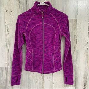 LULULEMON Purple Pink Zip Up Jacket 4